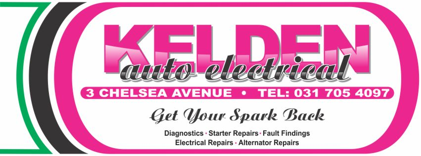 Kelden Auto Electrical logo here