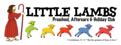 Little Lambs Preschool logo here
